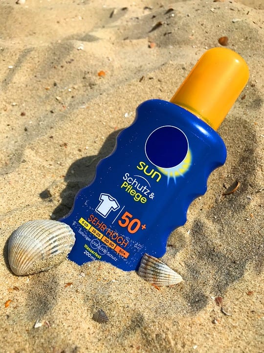 Update on Titanium Dioxide in Sunscreens